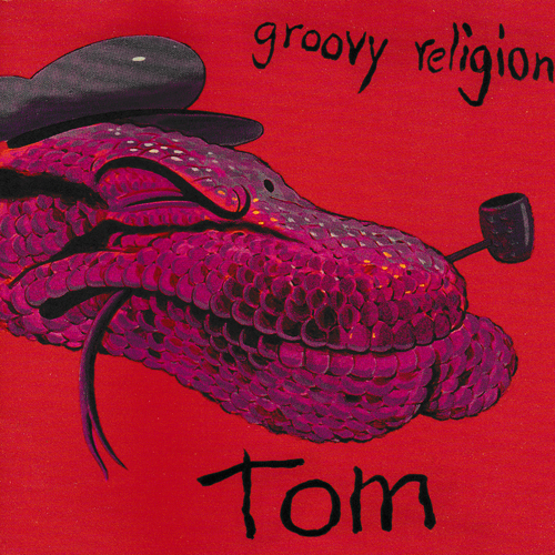 Groovy Religion Tom Cover