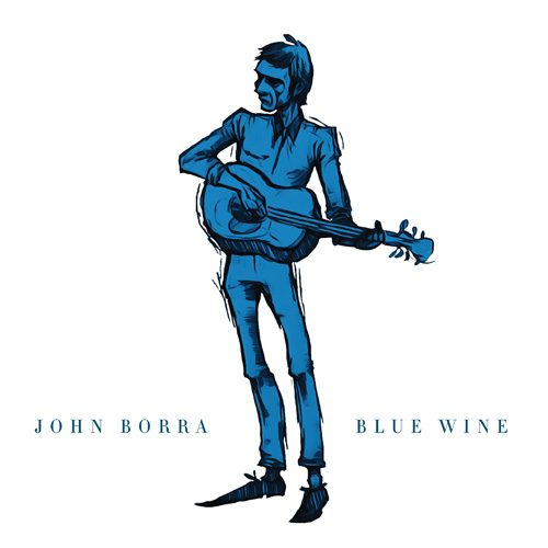 Blue Wine Cover