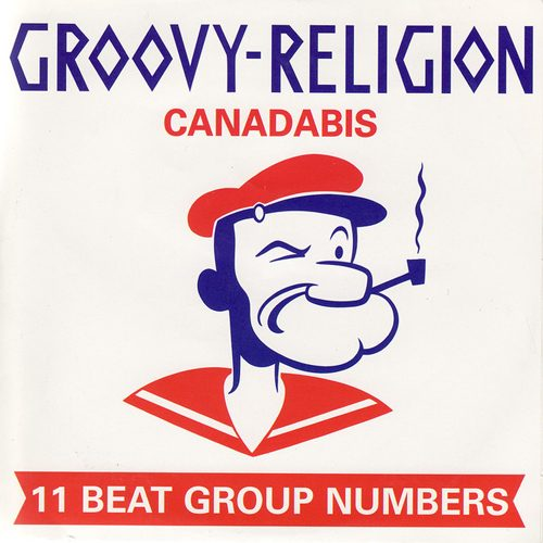 Groovy Religion Canadabis Cover