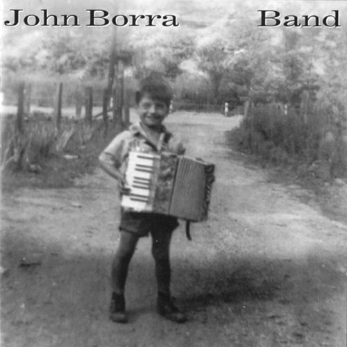 John Borra Band Cover Art